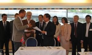 Việt Nam-Na Uy hợp tác toàn diện trong ngành thủy sản