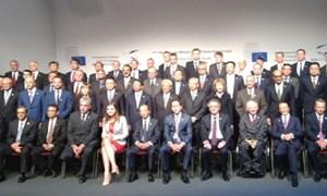 Hội nghị Bộ trưởng Tài chính ASEM lần thứ XI: Liên minh chiến lược mới để tăng trưởng bền vững và lợi nhuận