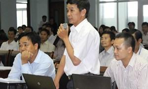 Cục Thuế tỉnh Đắk Nông tập huấn về cải cách, đơn giản hóa thủ tục hành chính