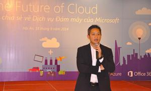 Dịch vụ đám mây của Microsoft: Hiện thực hóa tương lai tốt đẹp hơn