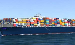 Thặng dự thương mại tính đến giữa tháng 9 ước đạt hơn 2 tỷ USD