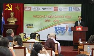Viện Đào tạo Quốc tế khai giảng khóa IV các chương trình liên kết đào tạo quốc tế
