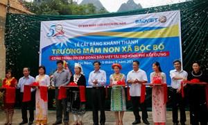 Tập đoàn Bảo Việt:  Đầu tư vì người nghèo