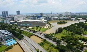 Sức sống kỳ diệu của những dự án Nam Sài Gòn