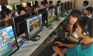 Rút game online khỏi diện chịu thuế Tiêu thụ đặc biệt