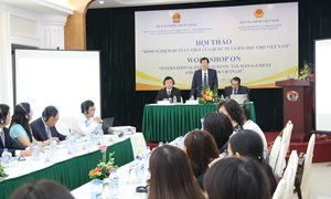 Kinh nghiệm quản lý thuế quốc tế và bài học kinh nghiệm cho Việt Nam