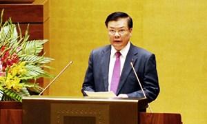 Chính phủ trình Quốc hội Luật sửa đổi, bổ sung một số điều tại các Luật về thuế