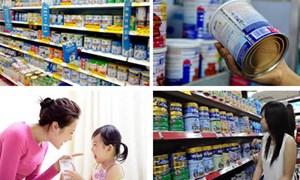 Đánh giá tình hình thực hiện bình ổn giá sữa cho trẻ em dưới 6 tuổi