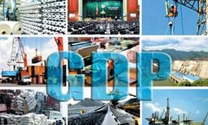 Phấn đấu năm 2015 tăng trưởng GDP đạt 6,2%