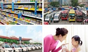 Bộ Tài chính thành lập 3 đoàn kiểm tra giá cước vận tải và giá sữa