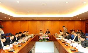 Đánh giá cao những đóng góp và nỗ lực phòng chống tham nhũng của Bộ Tài chính