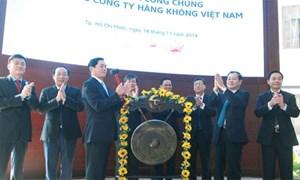 """""""Duyên phận"""" Vietnam Airlines với Techcombank và Vietcombank"""