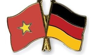 Việt Nam và Đức tăng cường hợp tác kinh tế và đào tạo