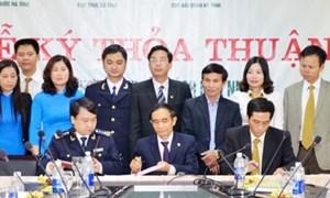 Hà Tĩnh: Phối hợp thu Ngân sách Nhà nước giữa hải quan - kho bạc và ngân hàng