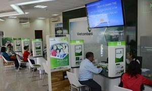 Vietcombank:  Niềm tin tăng trưởng