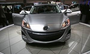 Giới thiệu mẫu xe Mazda3 hoàn toàn mới