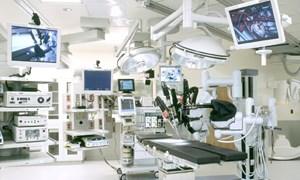 Miễn thuế linh kiện nhập khẩu sản xuất trang thiết bị y tế