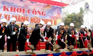 Nhà máy xi măng lò quay thành công đầu tiên tại Việt Nam