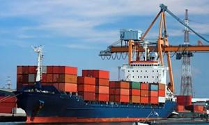 Lượng hàng hóa qua cảng biển TP. Hồ Chí Minh tăng kỷ lục