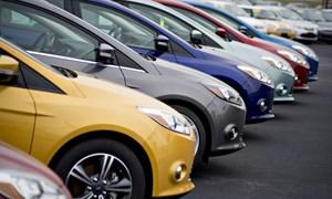 Việt Nam chi gần 1,6 tỷ USD nhập khẩu ôtô