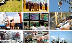 Trưởng ban Kinh tế Trung ương Vương Đình Huệ nhận định về triển vọng nền kinh tế Việt Nam 2015
