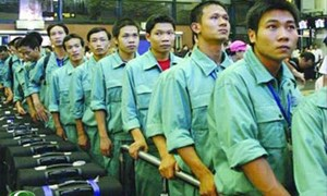Lương tăng nhanh, Đông Nam Á mất dần lợi thế nhân công