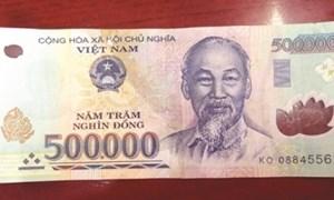 Chủ động với tiền rách từ ATM