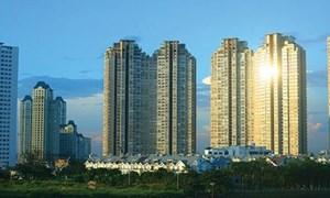 Địa ốc TP. Hồ Chí Minh, bức tranh sáng màu
