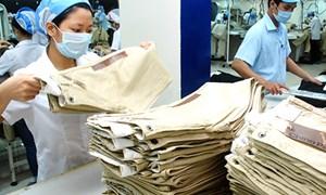 Xuất khẩu dệt may 2015: Chú trọng sản xuất và nhân lực