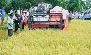 Hội nghị triển khai kế hoạch năm 2015 Chương trình mục tiêu quốc gia xây dựng nông thôn mới