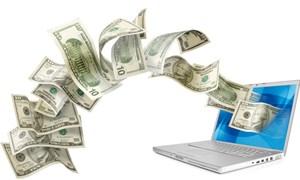 Kinh doanh trực tuyến lấn lướt