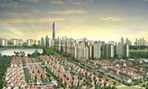 Tái cơ cấu thị trường bất động sản, những mục tiêu nhiều tham vọng