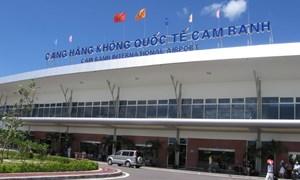 Nâng cao khả năng phục vụ của Cảng hàng không quốc tế Cam Ranh