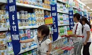 Bộ Tài chính: Công khai giá bán buôn tối đa với sữa cho trẻ em