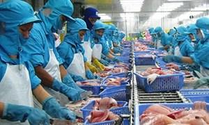 Mức thu phí thẩm định kinh doanh thương mại cá tra