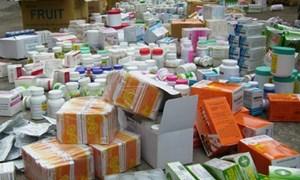 Mỹ phẩm, thuốc chữa bệnh,... đứng đầu danh sách hàng giả 2014