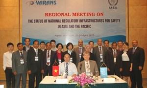Tăng cường và nâng cấp cơ sở hạ tầng quốc gia về an toàn