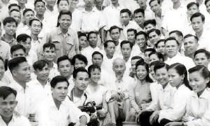 Học nhân cách nhà báo Hồ Chí Minh