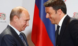 Thông điệp từ chuyến đi Rome của ông Putin