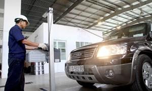 Phí thử nghiệm mức tiêu thụ nhiên liệu