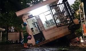 3,6 tỷ đồng thiệt hại sau giông lốc được bảo hiểm tại Bảo Việt