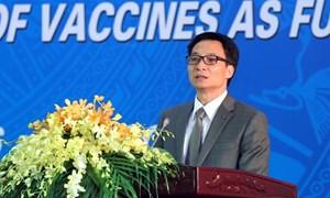 """Mở cánh cửa xuất khẩu vaccine """"made in Việt Nam"""""""