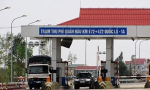 Thấp nhất 30.000 đồng/lượt phí qua trạm Quán Hàu, tỉnh Quảng Bình