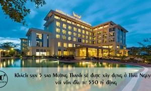 """Đại gia """"điếu cày"""" rót 550 tỷ xây khách sạn 5 sao ở Thái Nguyên"""