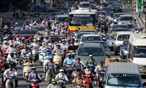 Đề xuất dừng thu phí bảo trì đường bộ xe máy