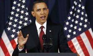 """""""Sự thay đổi Obama có thể"""""""