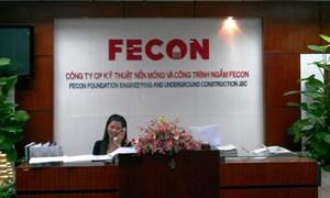 FECON trúng thầu nhiều dự án mới với tổng giá trị hơn 200 tỷ đồng