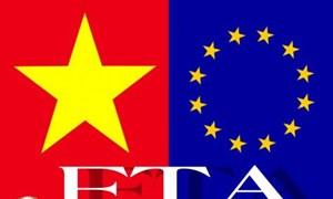 Việt Nam hoàn thành đàm phán FTA với EU