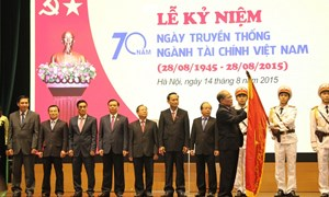Tài chính cách mạng Việt Nam: 70 năm đồng hành cùng đất nước
