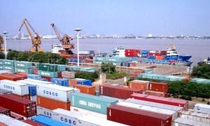 Doosan Vina xuất 2.100 tấn hàng đầu tiên do người Việt Nam sản xuất đến Hoa Kỳ
